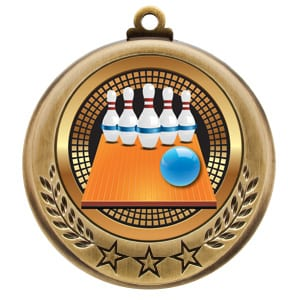 bowling medals