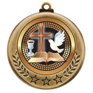 religious medals youth group