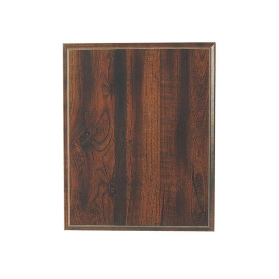 cherry wood plaque