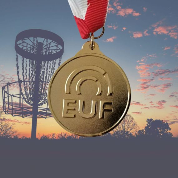 ultimate frisbee medal supplier