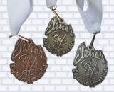 dancing medals custom made