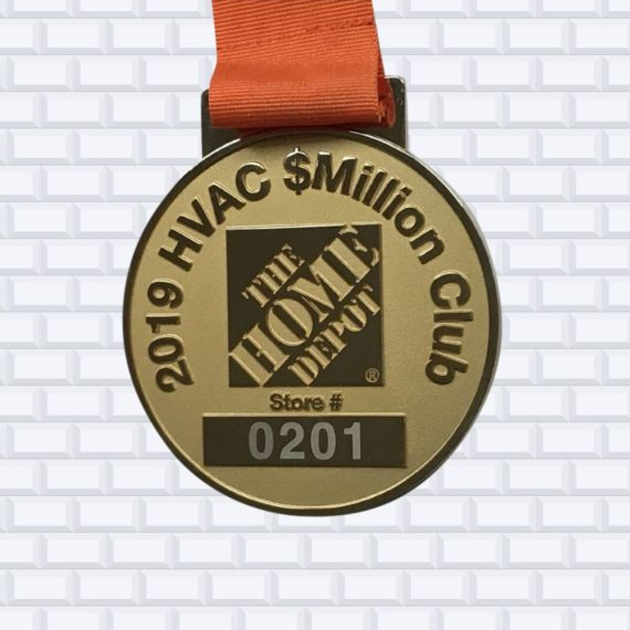 corporate award medals
