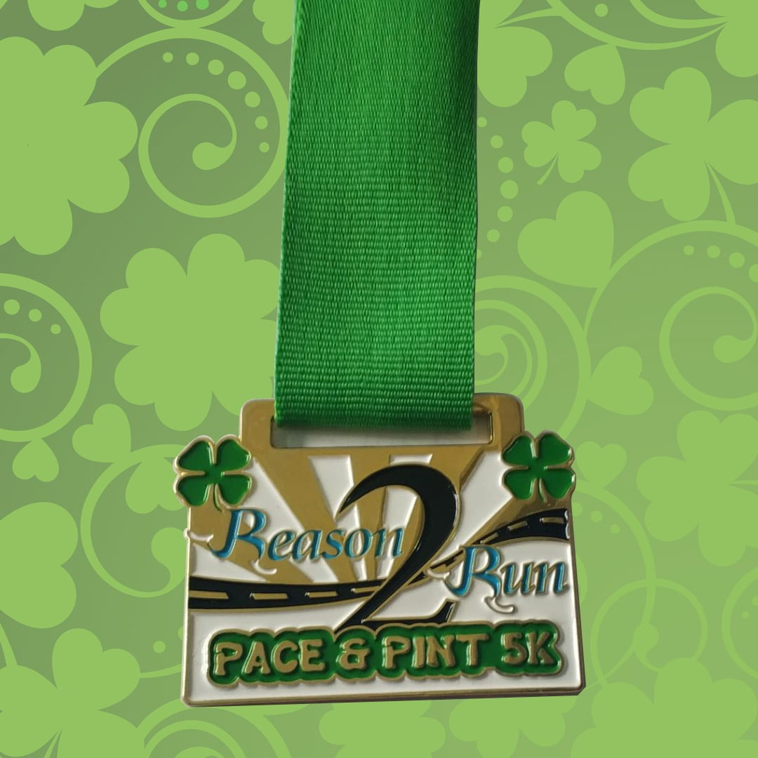 triathlon and race medals