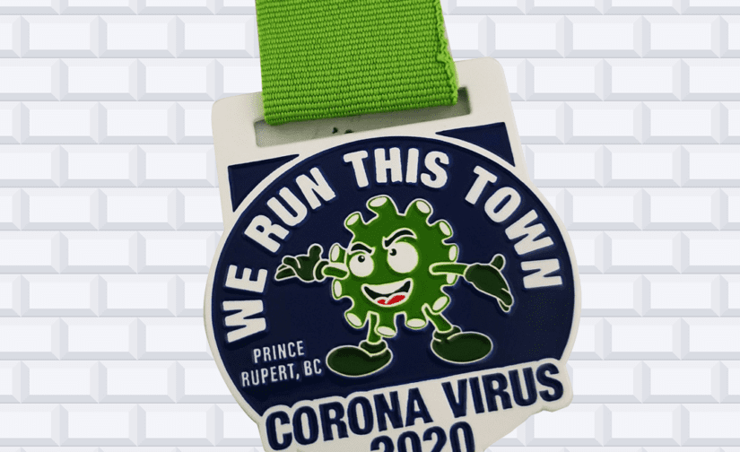 Virtual Race Medals 2.50″