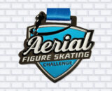 sharp 4 sports aerials challenge medals