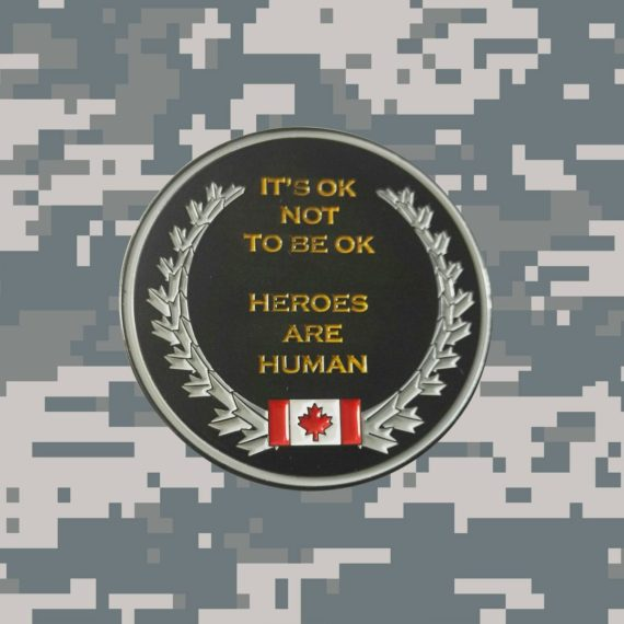 veteran military challenge coins