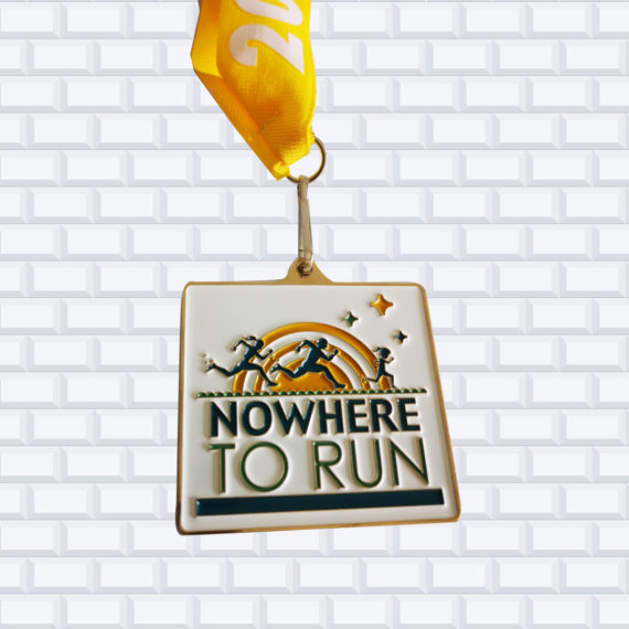 nowhere to run virtual race