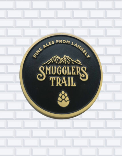 Smugglers Trail Coins custom made