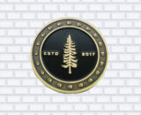 custom challenge coins for brewery