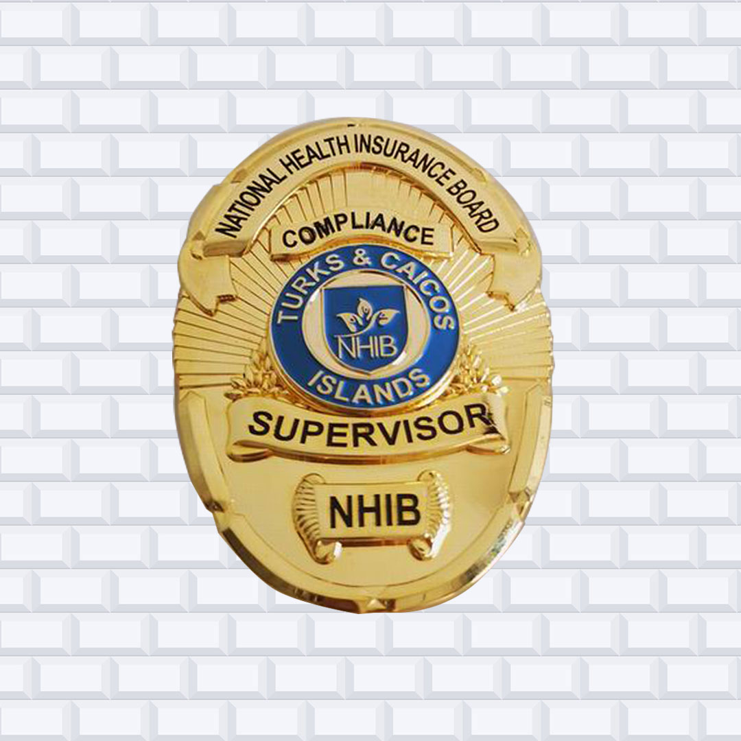 Police & Security Badges