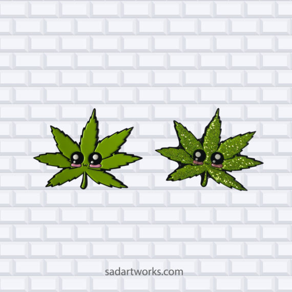 cannabis pins